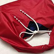 Сумки и аксессуары handmade. Livemaster - original item Bag for a pile of things 60h60cm. Handmade.