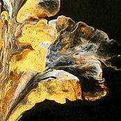 Картины ручной работы. Ярмарка Мастеров - ручная работа Картины: абстракция акрил Цветок. Handmade.