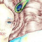 Картины и панно ручной работы. Ярмарка Мастеров - ручная работа Путешествие Сантори. Handmade.