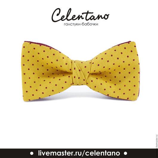 Бабочка горчичная, галстук бабочка в горошек, галстук бабочка классика, галстук бабочка купить, бабочка купить, галстук бабочка в горох, бабочка галстук, галстуки бабочки, бабочка галстук