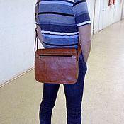 Сумки и аксессуары handmade. Livemaster - original item Bag leather 190. Handmade.
