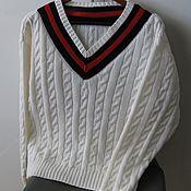 Одежда ручной работы. Ярмарка Мастеров - ручная работа Пуловер 4 Серия Для него... Handmade.