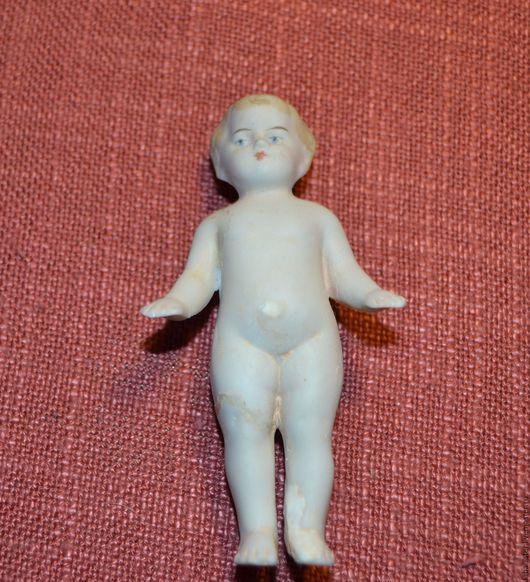 Куклы и игрушки ручной работы. Ярмарка Мастеров - ручная работа. Купить Антикварная куколка Шарлотка. Handmade. Антикварная кукла, бисквит