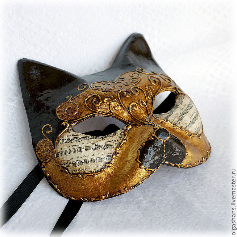 Костюмы и маски кота