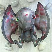 Мягкие игрушки ручной работы. Ярмарка Мастеров - ручная работа Чердачный дракон. Handmade.