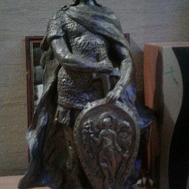 Для дома и интерьера ручной работы. Ярмарка Мастеров - ручная работа Скульптура Олег Рязанский. Handmade.