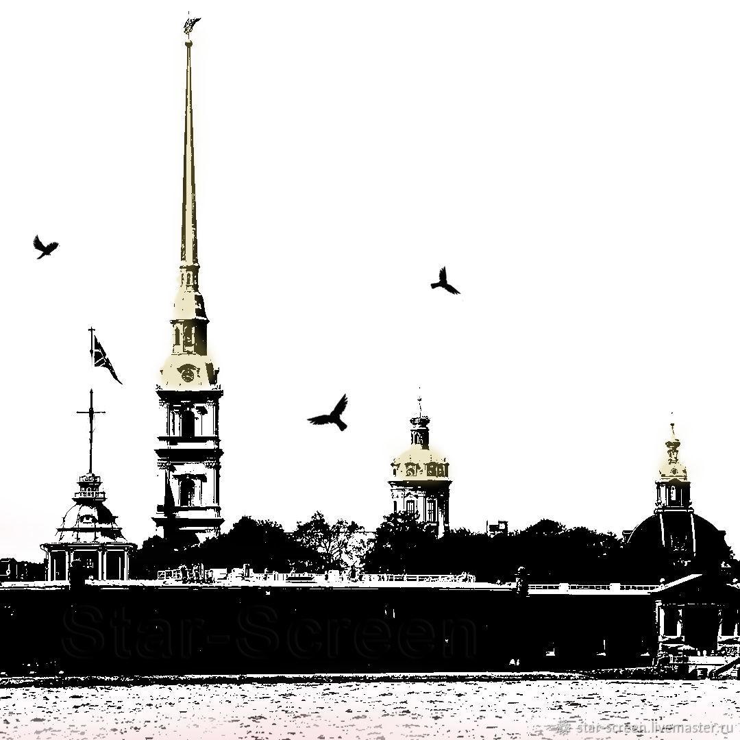 Город, Фотокартины, Санкт-Петербург,  Фото №1