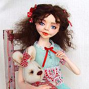 Куклы и игрушки ручной работы. Ярмарка Мастеров - ручная работа Сказка для зайки. Handmade.