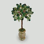 Цветы и флористика handmade. Livemaster - original item The tree of jade