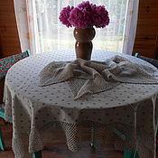 """Для дома и интерьера ручной работы. Ярмарка Мастеров - ручная работа комплект """"Летним вечером..."""". Handmade."""