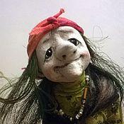 """Куклы и игрушки ручной работы. Ярмарка Мастеров - ручная работа кукла """"А моя сломалась..."""". Handmade."""