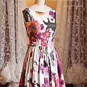 """Одежда ручной работы. Ярмарка Мастеров - ручная работа Выходное платье """"Закат"""". Handmade."""