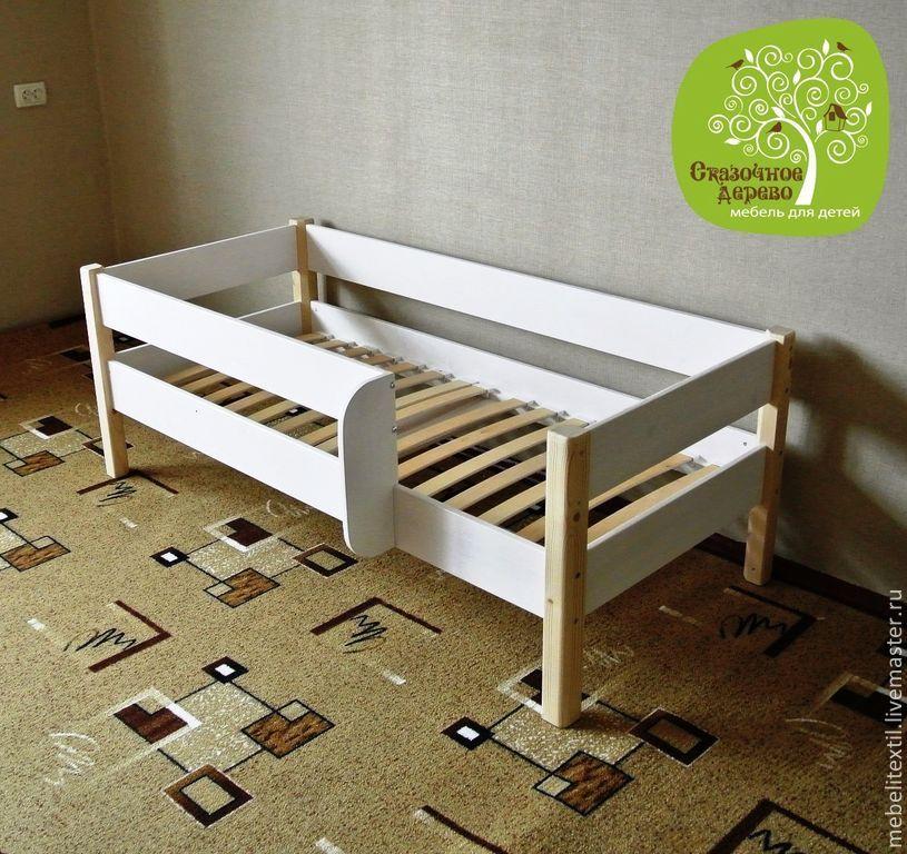 Кроватка для ребенка от 2 лет своими руками 2