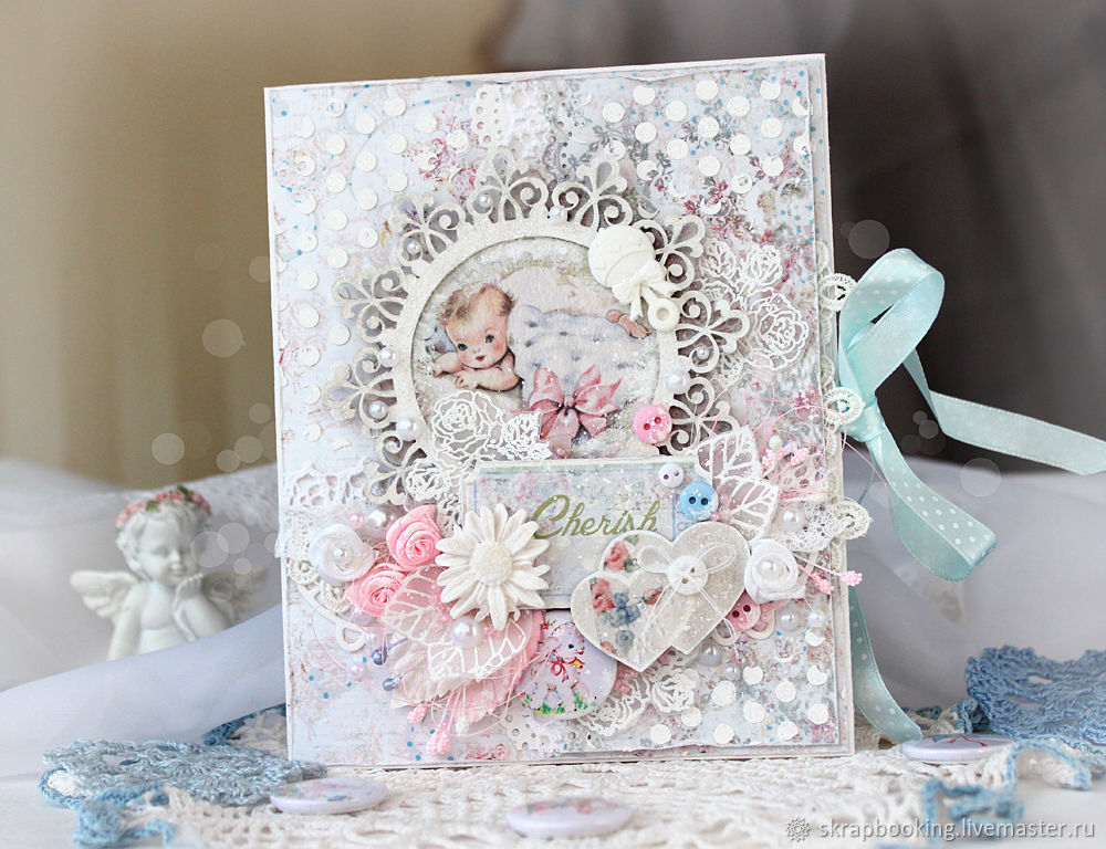 Card for baby, Cards, Moscow,  Фото №1