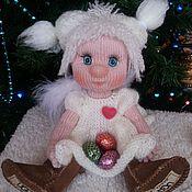 Куклы и игрушки ручной работы. Ярмарка Мастеров - ручная работа Заботливый Ангел. Handmade.
