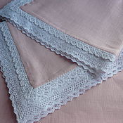 Для дома и интерьера handmade. Livemaster - original item Pillowcases linen