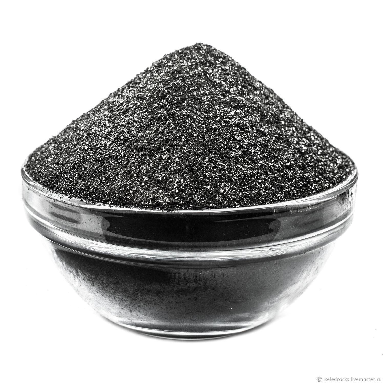 Powder( powder): elite shungite fraction of 0,5 microns, Powder, Petrozavodsk,  Фото №1