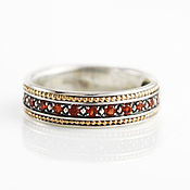 Украшения handmade. Livemaster - original item Ring: Silver ring