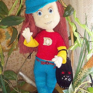Куклы и игрушки ручной работы. Ярмарка Мастеров - ручная работа Игрушки: кукла. Handmade.