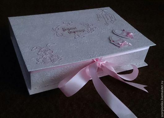 Подарки для новорожденных, ручной работы. Ярмарка Мастеров - ручная работа. Купить Мамины сокровищницы. Handmade. Разноцветный, подарок на день рождения