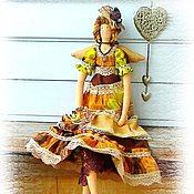 Куклы и игрушки ручной работы. Ярмарка Мастеров - ручная работа Медовая феечка Майя в стиле Тильда. Handmade.