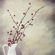 Картины и панно ручной работы. Ярмарка Мастеров - ручная работа Мнимая простота. Handmade.