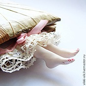 """Канцелярские товары ручной работы. Ярмарка Мастеров - ручная работа Закладка для книг """"Кокетливые ножки"""". Handmade."""