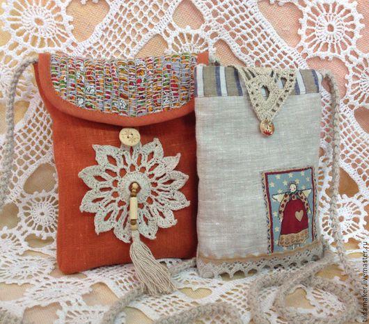 Женские сумки ручной работы. Ярмарка Мастеров - ручная работа. Купить летняя сумочка. Handmade. Орнамент, Вязание крючком, тесьма