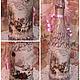 Новый год 2017 ручной работы. Новогоднее шампанское. KaterinaStudio (Катерина Филоненко). Интернет-магазин Ярмарка Мастеров. Бутылка шампанского