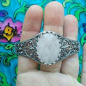 Украшения handmade. Livemaster - original item 214 silver Bracelet with stones. Handmade.