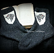 Аксессуары handmade. Livemaster - original item Socks made of wool