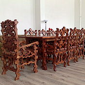 Для дома и интерьера ручной работы. Ярмарка Мастеров - ручная работа Комплект мебели. Handmade.