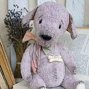 Куклы и игрушки ручной работы. Ярмарка Мастеров - ручная работа Тедди собака Шарик. Handmade.