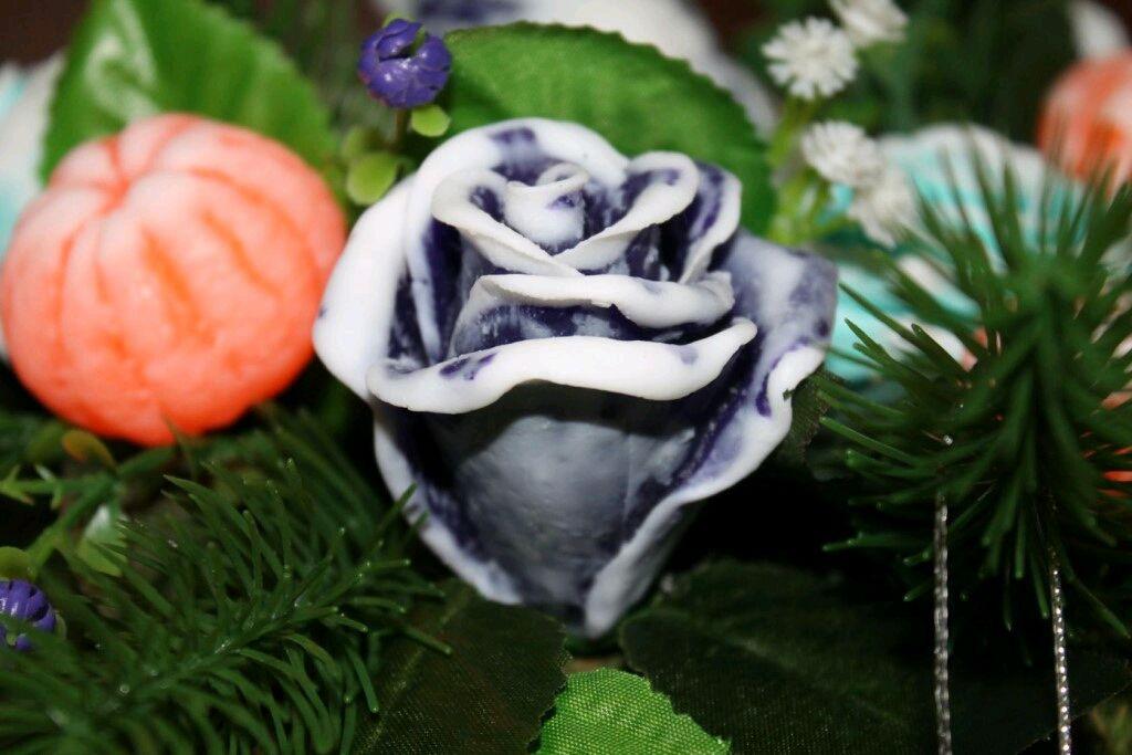 """ручной работы. Ярмарка Мастеров - ручная работа. Купить Силиконовая форма """" роза полураспустившаяся"""". Handmade. Роза, молд розы"""