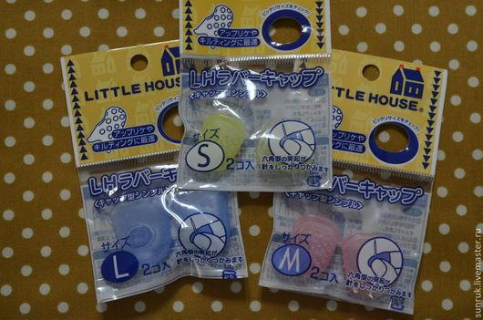 Шитье ручной работы. Ярмарка Мастеров - ручная работа. Купить Наперсток силиконовый Litle House (Япония). Handmade. Наперсток