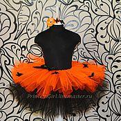 Skirts handmade. Livemaster - original item Lush skirt