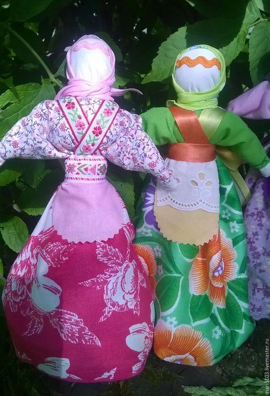 Народные куклы ручной работы. Ярмарка Мастеров - ручная работа. Купить кукла Метлушка Пометлушка. Handmade. Комбинированный, обережная кукла