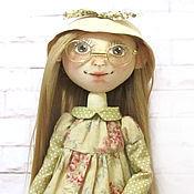 Куклы и игрушки ручной работы. Ярмарка Мастеров - ручная работа Кукла Ульяна. Handmade.
