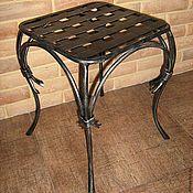 Для дома и интерьера handmade. Livemaster - original item stool. Handmade.