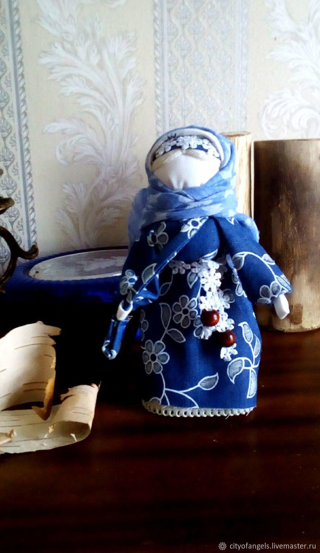 Кукла-оберег Успешница (успех и удача во всех делах), Народная кукла, Нижний Новгород,  Фото №1