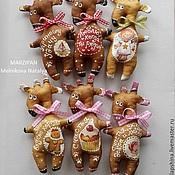 Куклы и игрушки ручной работы. Ярмарка Мастеров - ручная работа Жирафики ароматные. Handmade.