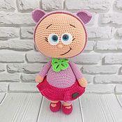 Куклы и игрушки ручной работы. Ярмарка Мастеров - ручная работа Бонни в костюме поросёнка. Handmade.