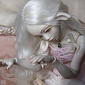 Куклы и игрушки ручной работы. Ярмарка Мастеров - ручная работа Фарфоровая авторская кукла Pepe ПРОДАНА. Handmade.