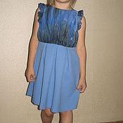 Одежда ручной работы. Ярмарка Мастеров - ручная работа платье для маленькой модницы. Handmade.