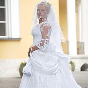 Фото свадебных платьев в стиле 17 века
