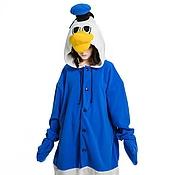 Субкультуры handmade. Livemaster - original item Costume kigurumi Donald Duck. Handmade.