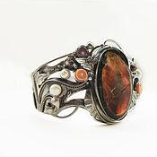 Украшения handmade. Livemaster - original item Fiery bliss. Handmade.