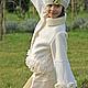 Пиджаки, жакеты ручной работы. Жакет нарядный, мех, бархат, фатин и розы. Olga Hengst (olgahengst). Интернет-магазин Ярмарка Мастеров.