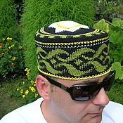 Одежда handmade. Livemaster - original item cap