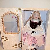 Куклы и игрушки ручной работы. Ярмарка Мастеров - ручная работа Беляночка и Долли. Handmade.